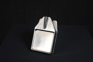 hydroformed stainless steel complex shaped part